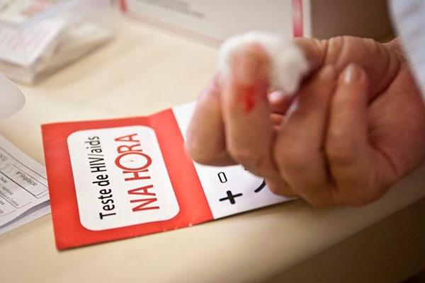 AIDs teste