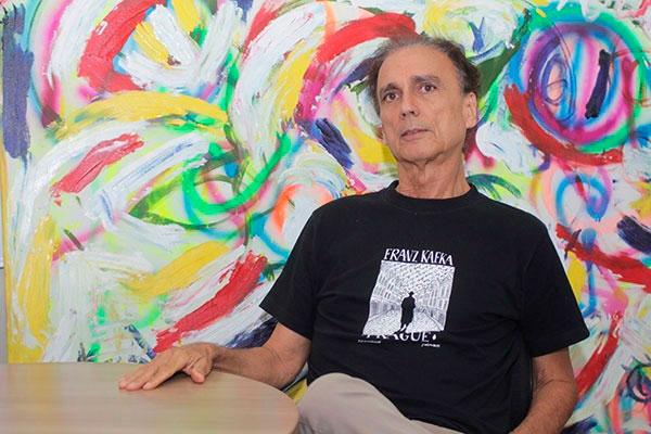 Dácio Galvão, escritor e jornalista