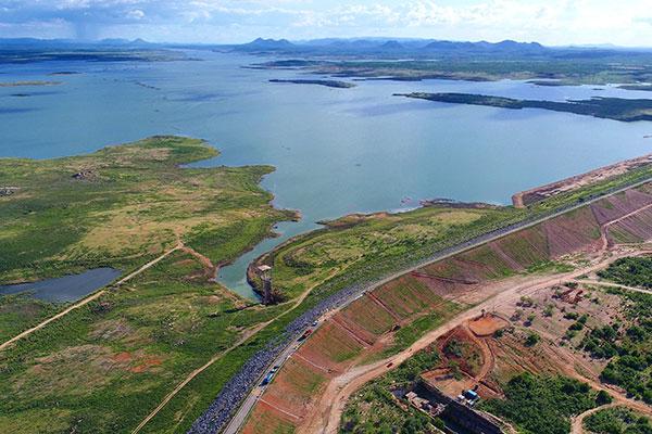 A barragem Armando Ribeiro Gonçalves faz parte dos reservatórios que são alvo da reunião da Agência Nacional de Águas