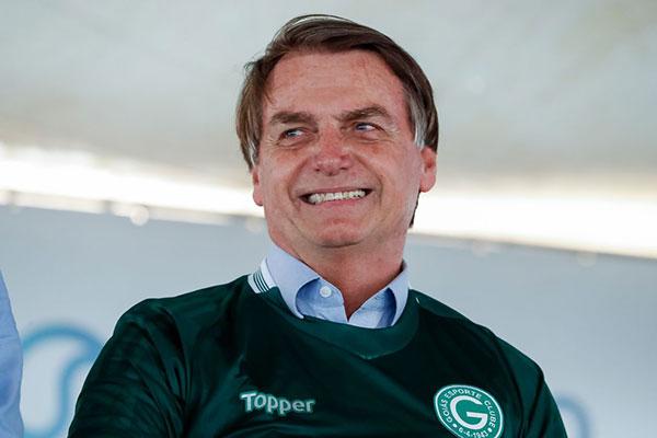 Bolsonaro voltou a destacar fim da cobrança de multas para quem dirigir com criança sem cadeirinha