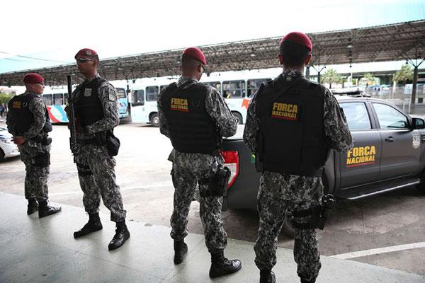 Força Nacional fica por mais 90 dias no estado do Amazonas para conter ondas de violência