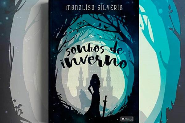 Escritora lança o romance Sonhos de Inverno