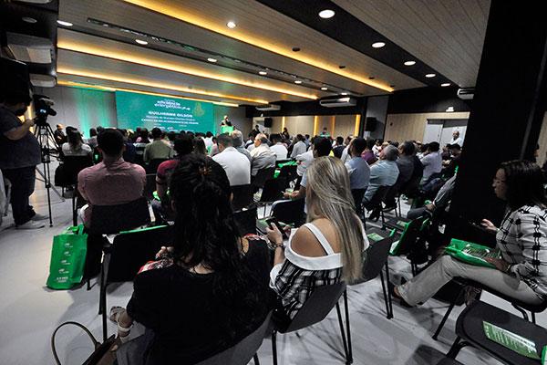 A 1ª edição do Workshop Eficiência Energética aconteceu em Natal dia 30 de maio, com participação de empresários de vários segmentos