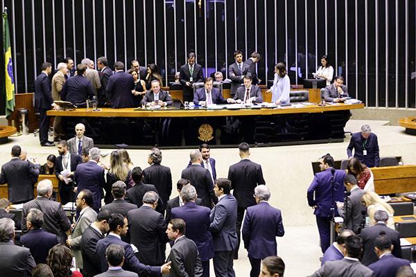 Bancada formada pelos parlamentares do Centrão tem definido as votações na Câmara