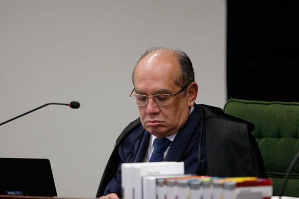 Ministro Gilmar Mendes negou um pedido da defesa do deputado para arquivamento do inquérito