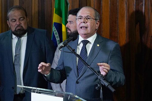 Hildo Rocha afirma que há condições política de apreciar o projeto de lei do crédito suplementar