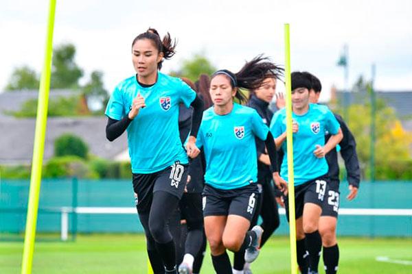 Seleção da Tailândia encara a forte seleção dos EUA