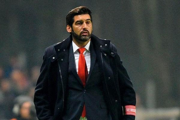 O técnico português Paulo Fonseca, que estava no comando do Shaktar Donetsk da Ucrânia, é novo contratado da Roma