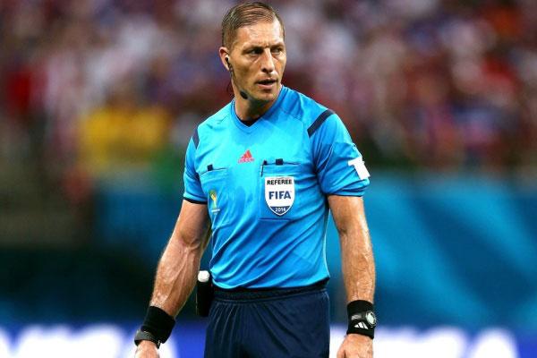 O árbitro argentino Nestor Pitana apitará Brasil e Bolívia nesta sexta-feira (14)