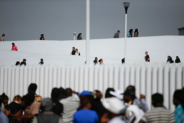 Imigrantes mexicanos
