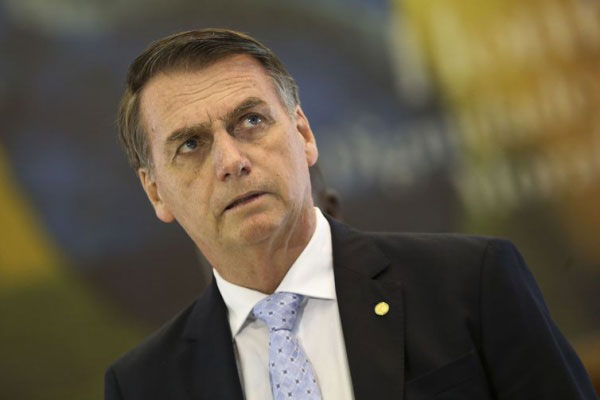 Bolsonaro exonerou 11 peritos