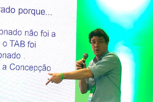 Tomaz Cleto é vice-presidente da ABRAVA