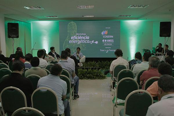 Segunda edição do Workshop teve a participação de representantes de grandes clientes da Cosern em Mossoró e municípios vizinhos