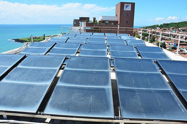 Uso da energia solar cresce entre empresas em Natal e interior