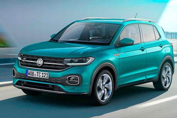 O Utilitário-Esportivo da VW com motorização a diesel é sucesso