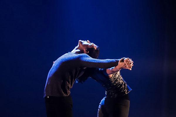 Dança Contemporânea é um dos estilos mais fortes do festival