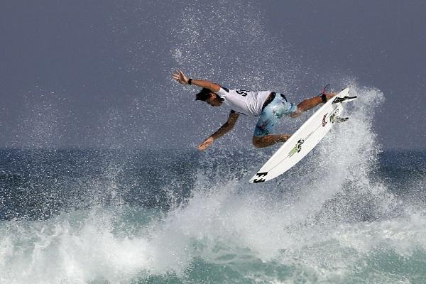 Brasileiros disputarão terceira fase do Circuito Mundial de Surfe