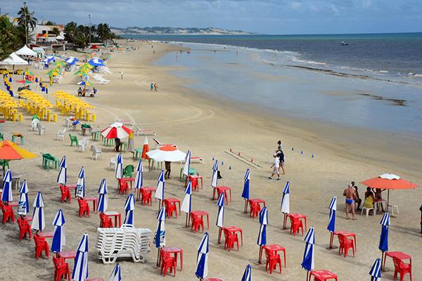 Em 2008, cerca de 70 mil turistas de diversas partes do mundo ingressaram no Brasil pelo Rio Grande do Norte. Número caiu para menos da metade ao longo de 2018