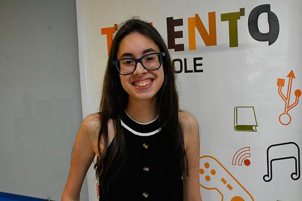 Deborah Dantas, 17 anos