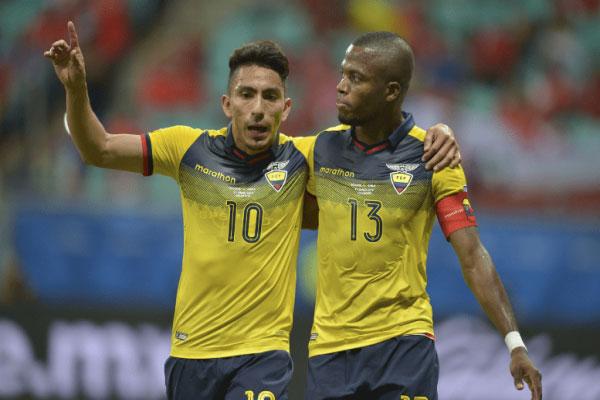 Equador e Japão se enfrentam no Mineirão de olho em vaga nas quartas de final
