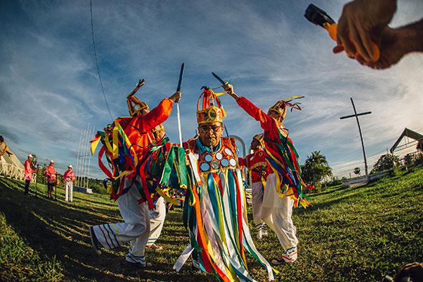 Grupo folclórico ganha documentário