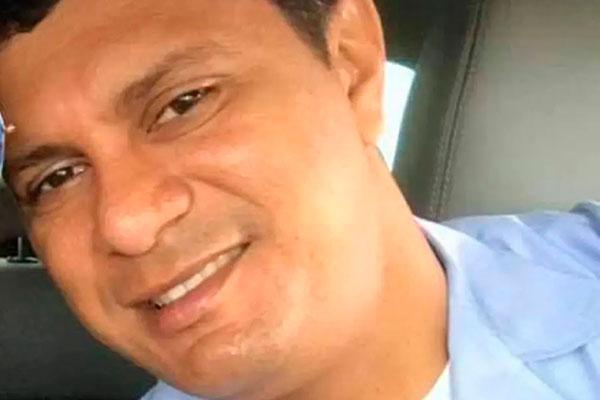 O segundo-sargento da Aeronáutica Manoel Silva Rodrigues está na Espanha por transportar cocaína