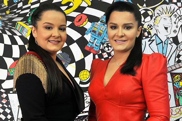 Irmãs Maiara e Maraisa fazem live neste sábado