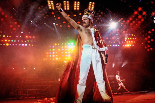 Documentário Freddie Mercury: The King of Queen estreia no BIS
