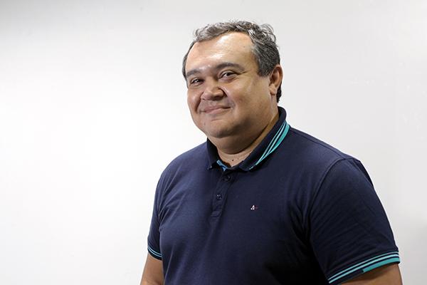 Itamar Ciríaco, editor de Esportes
