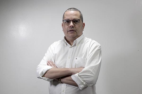 Rubens Lemos Filho, jornalista e novo colunista de esportes da TRIBUNA DO NORTE