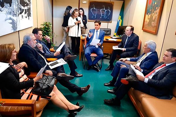 Deputados e senadores do Rio Grande do Norte discutem as emendas ao Projeto de LDO