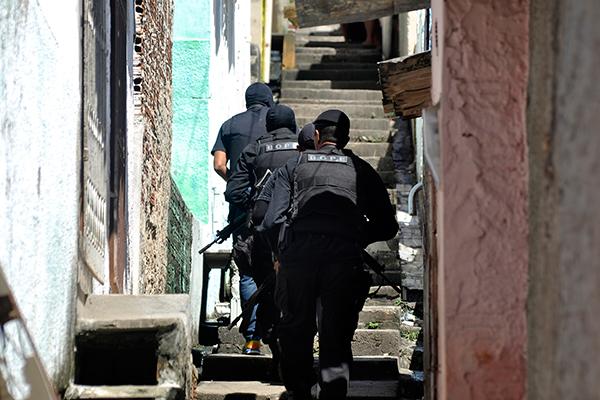 Este ano, entre os agentes de segurança mortos no RN, um era policial militar da ativa