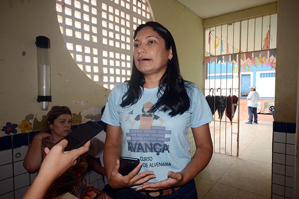 Gestora da empresa, Faíse dos Santos, fala sobre a iniciativa de incluir as mulheres no setor