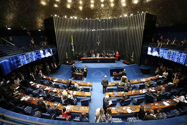 Projeto de lei segue para sanção presidencial