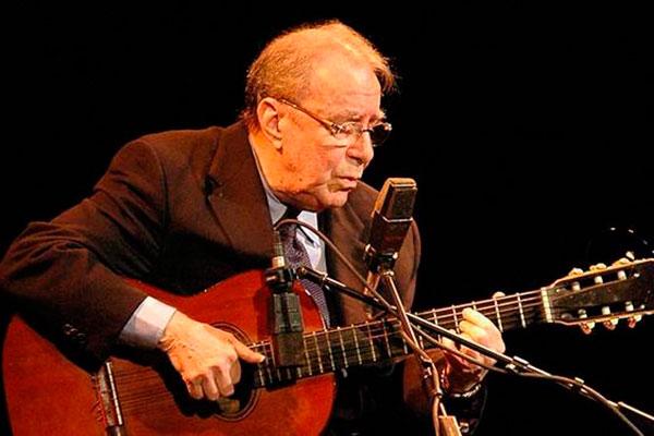 Cantor João Gilberto