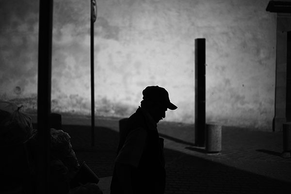 Invisibles de Andres Sanchez reúne 25 fotografias