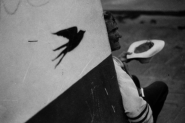 As fotografias expostas no Espaço Duas retratam a solidão