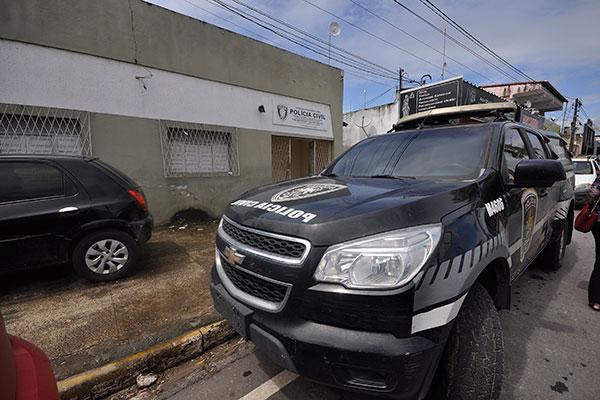 Equipe da Polícia Civil em São Gonçalo do Amarante cumpria mandados de prisão na zona rural