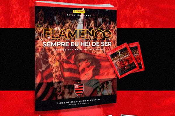 figurinhas do Flamengo