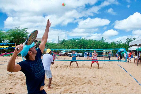 O esporte já é um dos que mais cresce na região Nordeste
