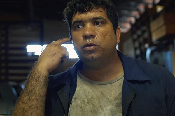 Rafael Viana, é personagem central do  O Som da Oficina
