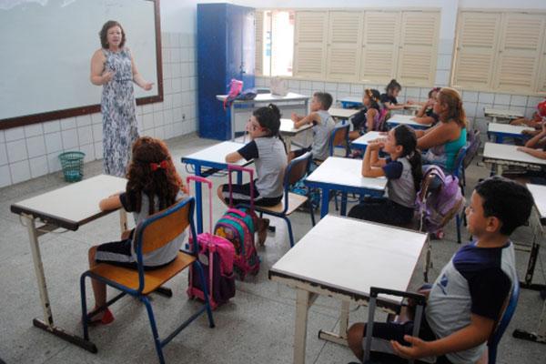 Professores atenderão demanda do Ensino Fundamental
