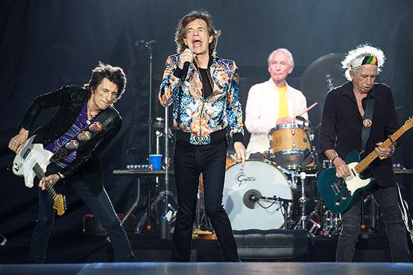 Rolling Stones turnê