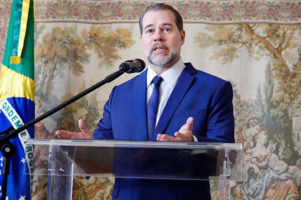 Toffoli suspendeu ações com compartilhamento de dados fiscais e bancários sem autorização judicial
