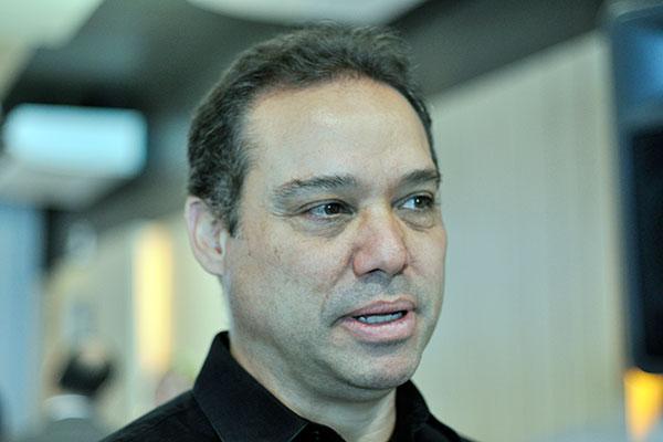 Felipe Furtado, superintendente do Natal Shopping