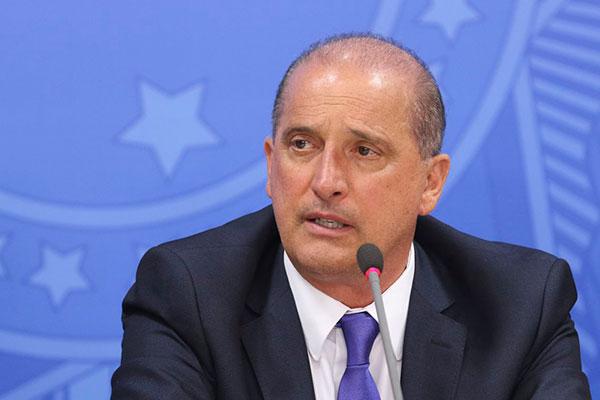 O ministro-chefe da Casa Civil, Onyx Lorenzoni, afirmou que anúncio será na próxima quarta-feira