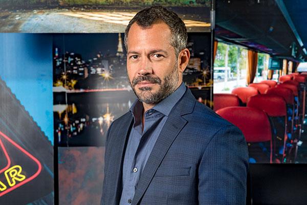 Malvino Salvador integra o elenco de A Dona do Pedaço