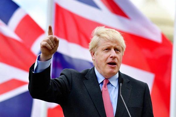 Boris Johnson, o novo primeiro-ministro britânico