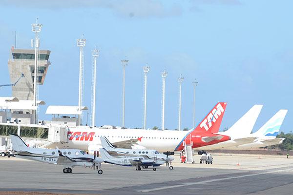 Novos voos ampliarão opções de horários de Natal para São Paulo, Rio de Janeiro e Fortaleza