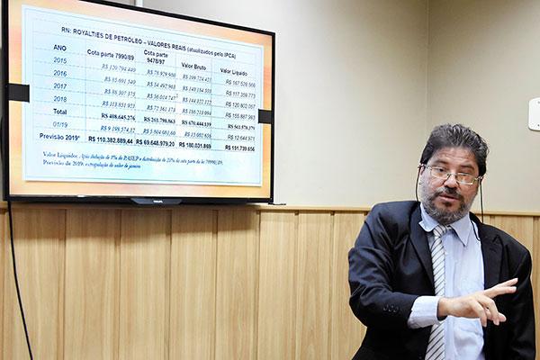 Aldemir Freire afirma que Seplan vai elaborar o modelo de empréstimo junto a bancos privados
